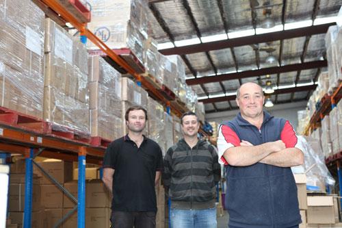 warehouse-team